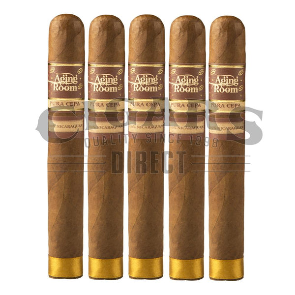 Load image into Gallery viewer, Aging Room Pura Cepa Grande 5 Pack