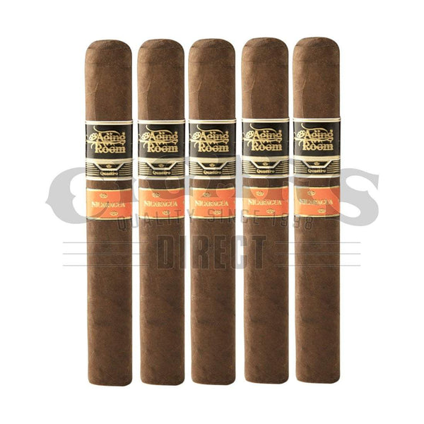 Load image into Gallery viewer, Aging Room Quattro Nicaragua Vibrato Toro 5 Pack
