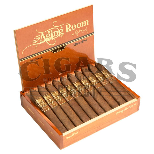 Load image into Gallery viewer, Aging Room Quattro Original Maestro Open Box