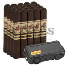 Load image into Gallery viewer, AJ Fernandez Bellas Artes Maduro Robusto Bundle with Free 5ct Cigar Caddy