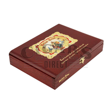 AJ Fernandez Bellas Artes Robusto Closed box
