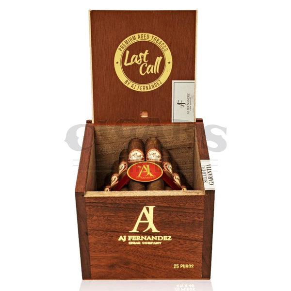 Load image into Gallery viewer, AJ Fernandez Last Call Habano Corticas Open Box