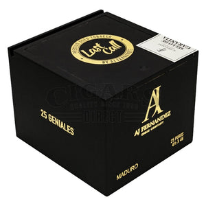 AJ Fernandez Last Call Maduro Geniales Closed Box