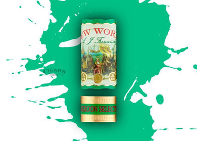 AJ Fernandez New World Cameroon Short Robusto Band