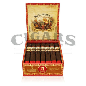 AJ Fernandez New World Oscuro Gordo Open Box