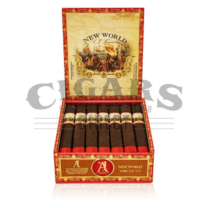 AJ Fernandez New World Oscuro Toro Open Box