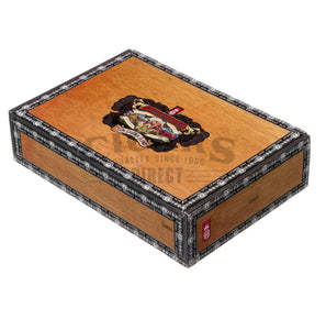 Alec Bradley American Sungrown Blend Gordo Box Closed
