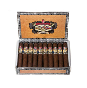 Alec Bradley American Sungrown Blend Robusto Box Open