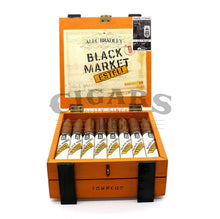 Load image into Gallery viewer, Alec Bradley Black Market Esteli Torpedo Opened Box