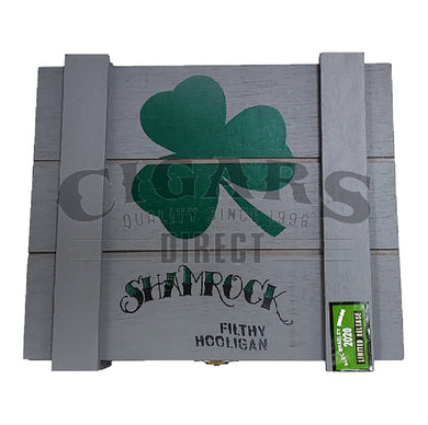 Alec Bradley Filthy Hooligan Shamrock Closed Box