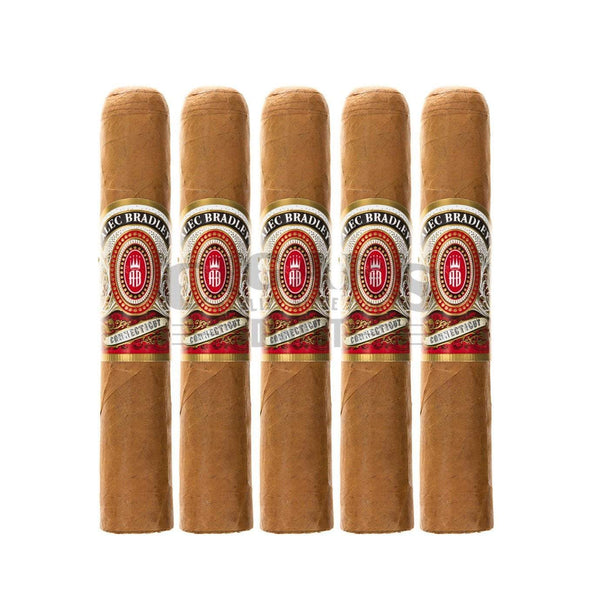 Load image into Gallery viewer, Alec Bradley Connecticut Nano 5 Pack