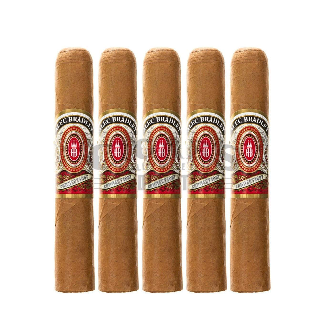 Alec Bradley Connecticut Nano 5 Pack