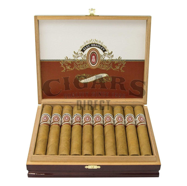 Load image into Gallery viewer, Alec Bradley Connecticut Robusto Opened Box
