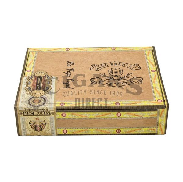 Load image into Gallery viewer, Alec Bradley Coyol Petit Lancero Closed Box