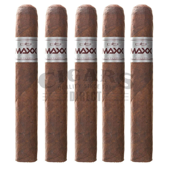 Load image into Gallery viewer, Alec Bradley Maxx Freak 5 Pack