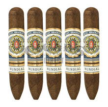 Load image into Gallery viewer, Alec Bradley Mundial Pl4 5 Pack