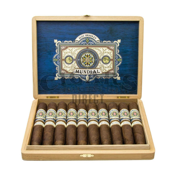 Load image into Gallery viewer, Alec Bradley Mundial Pl4 Opened Box