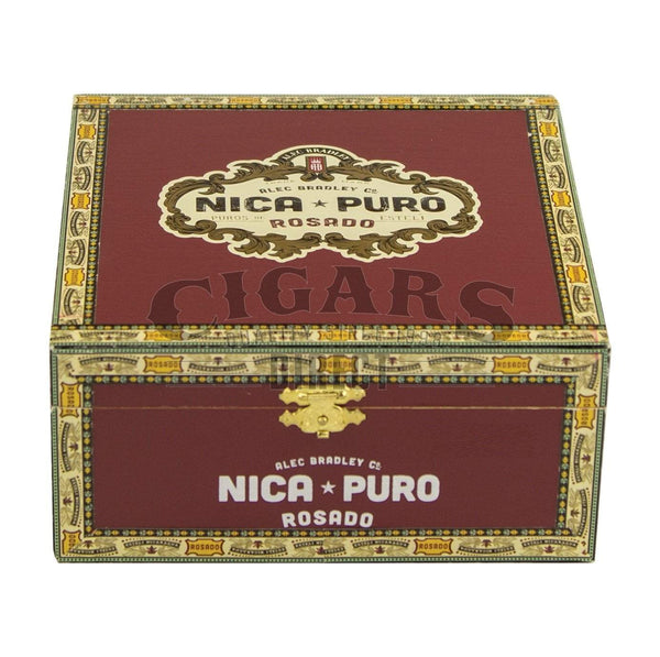 Load image into Gallery viewer, Alec Bradley Nica Puro Rosado Churchill Closed Box