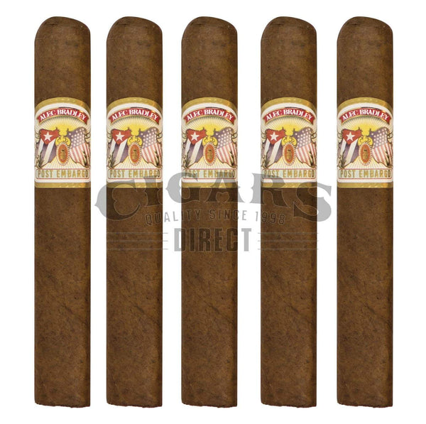 Load image into Gallery viewer, Alec Bradley Post Embargo Gordo 5 Pack