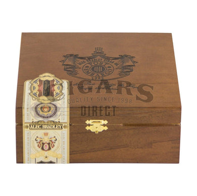 Alec Bradley Post Embargo Robusto Closed Box