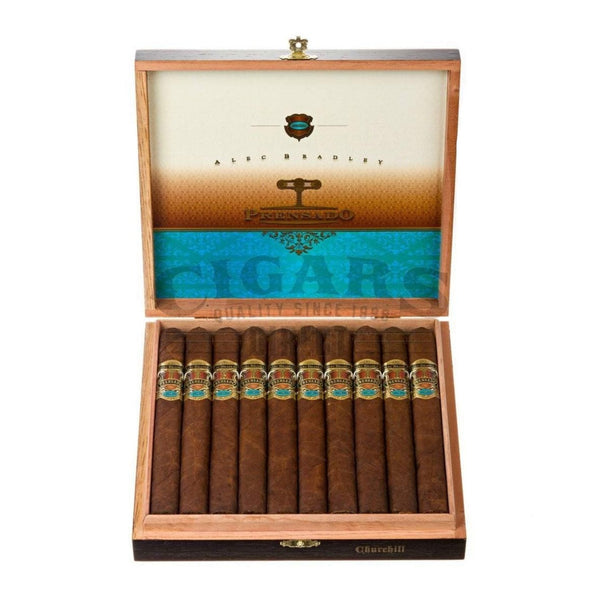 Load image into Gallery viewer, Alec Bradley Prensado Churchill Box Open