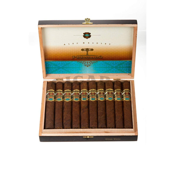Load image into Gallery viewer, Alec Bradley Prensado Gran Toro Box Open