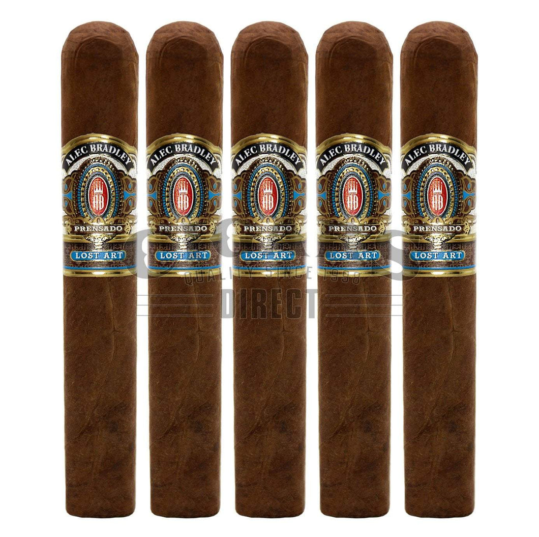 Alec Bradley Prensado Lost Art Double T 5 Pack