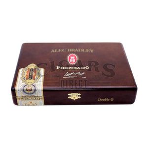 Alec Bradley Prensado Lost Art Double T Closed Box