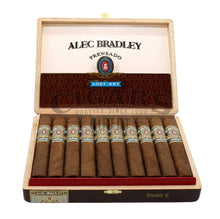Load image into Gallery viewer, Alec Bradley Prensado Lost Art Double T Opened Box