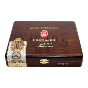 Alec Bradley Prensado Lost Art Torpedo Closed Box