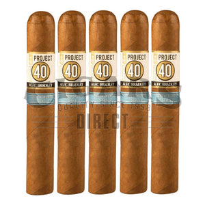 Alec Bradley Project 40 Gordo 06.60 5 Pack