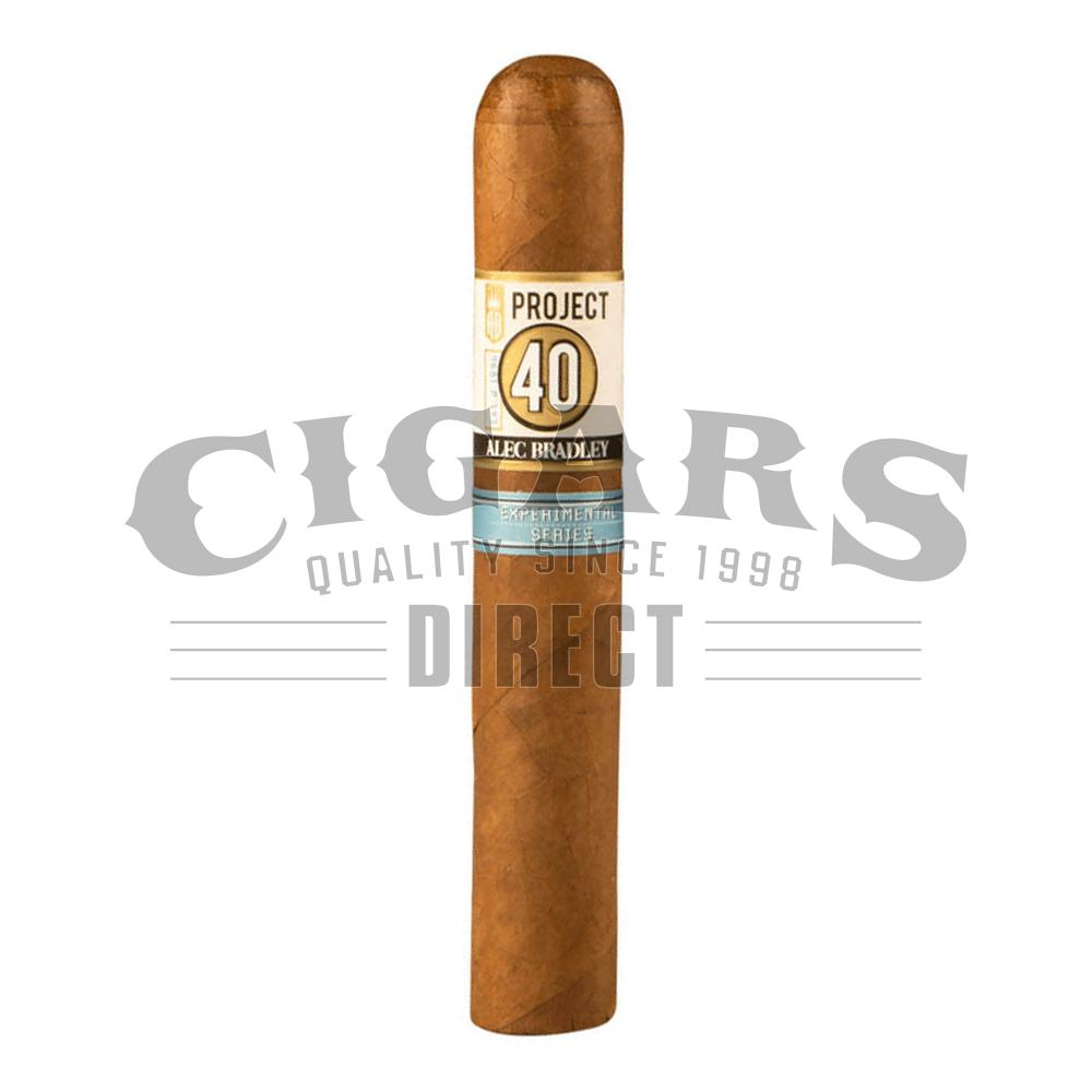 Alec Bradley Project 40 Gordo 06.60 Single
