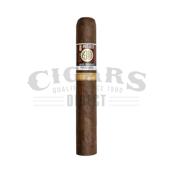 Load image into Gallery viewer, Alec Bradley Project 40 Maduro Robusto 05.50 Single