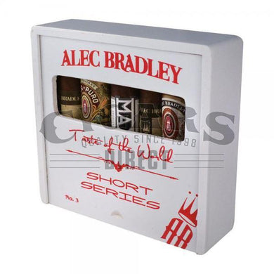 Alec Bradley Taste of the World Short Series Sampler Box Closed