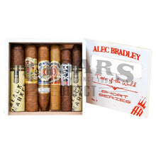 Load image into Gallery viewer, Alec Bradley Taste of the World Short Series Sampler Box Open