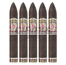 Load image into Gallery viewer, Alec Bradley Tempus Maduro Imperator 5 Pack