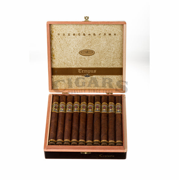 Load image into Gallery viewer, Alec Bradley Tempus Natural Centuria Box Open