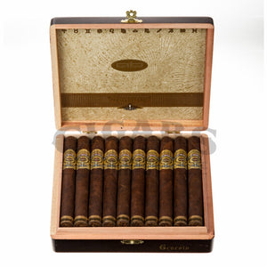 Alec Bradley Tempus Natural Genesis Box Open