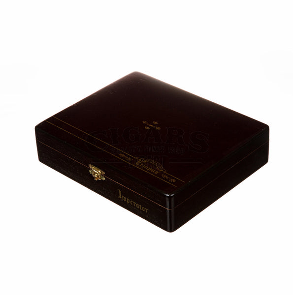 Load image into Gallery viewer, Alec Bradley Tempus Natural Imperator Box Closed