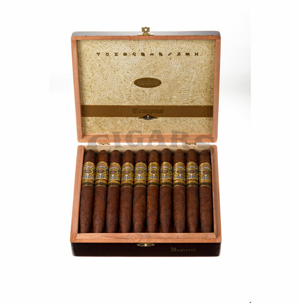 Load image into Gallery viewer, Alec Bradley Tempus Natural Magistri Box Open