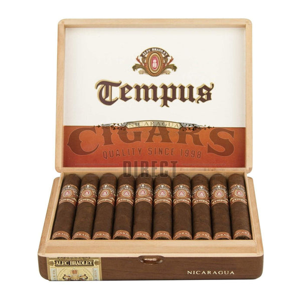 Load image into Gallery viewer, Alec Bradley Tempus Nicaragua Centuria Opened Box