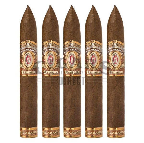Load image into Gallery viewer, Alec Bradley Tempus Nicaragua Imperator 5 Pack
