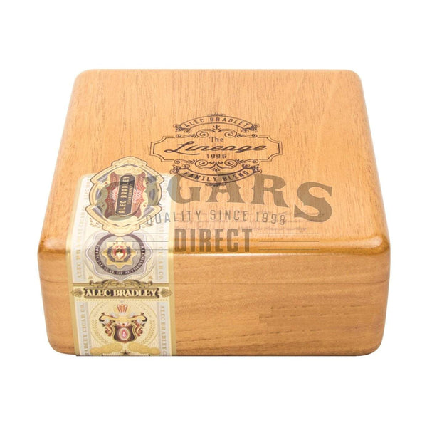 Load image into Gallery viewer, Alec Bradley The Lineage Robusto Closed Box