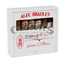Load image into Gallery viewer, Alec Bradley Winter Collection Sampler Box Closed