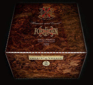 Arturo Fuente Aged Selection 2017 Heaven and Earth Opus X Forbidden X Humidor
