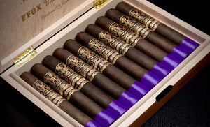 Arturo Fuente Aged Selection FFOX Heaven and Earth Tauros The Bull Maduro