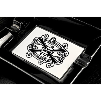 Arturo Fuente Opus X Black and White Ashtray