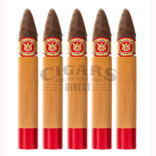 Load image into Gallery viewer, Arturo Fuente Anejo No 55 Torpedo 5 Pack