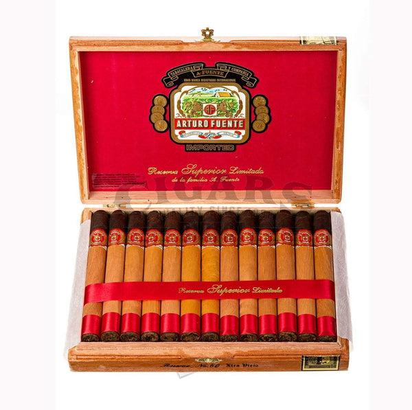 Load image into Gallery viewer, Arturo Fuente Anejo No 60 Box Open