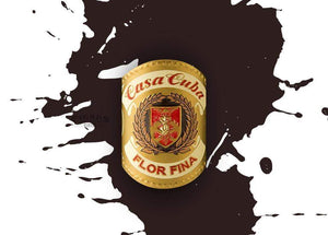 Arturo Fuente Casa Cuba Doble Cinco Robusto Band